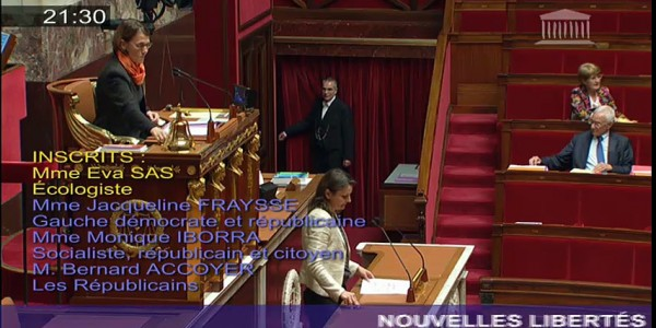 «Si cette réforme suscite autant de mécontentement, c'est qu'elle est l'ultime renoncement d'une trop longue série que les Français ont pu constater depuis 2012»